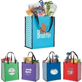 Summit Shopper Tote Bag