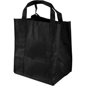 Promotional Super Saver Grocery Tote
