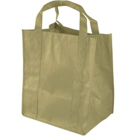Super Saver Grocery Tote for Marketing