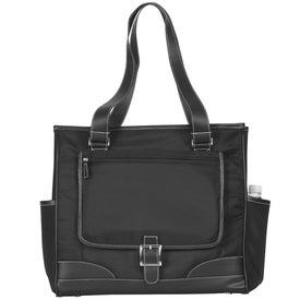 Swash Buckle Computer Tote Bag for Your Company