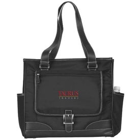 Swash Buckle Computer Tote Bag