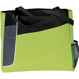 Imprinted Sweep Tote
