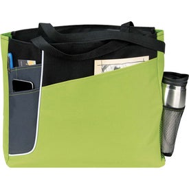 Sweep Tote for Advertising
