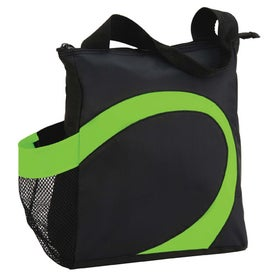 Swirl Lunch Tote for Customization