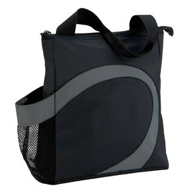 Swirl Lunch Tote for Your Company