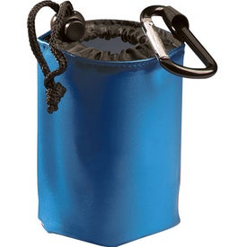 Syracuse Mini Carabiner Bag with Your Slogan
