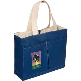 Tacoma Tote Bag Imprinted with Your Logo