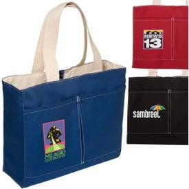 Printed Tacoma Tote Bag