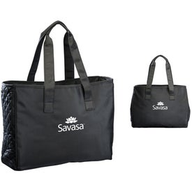 Promotional Tailored Travel Tote Bag