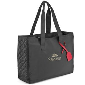 Tailored Travel Tote Bag for Customization