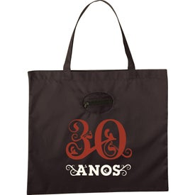 Takeaway Fold Up Shopper Tote Bag