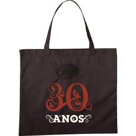 Logo The Takeaway Shopper Tote Bag
