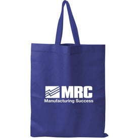 Tall-Value Tote Bag for Promotion