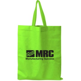 Tall-Value Tote Bag for your School
