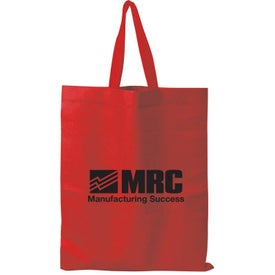 Tall-Value Tote Bag with Your Logo