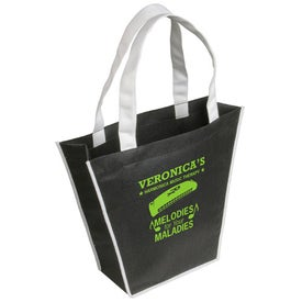 Tapered Recycled P.E.T. Tote Bag Giveaways