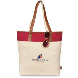 Taylor Cotton Fashion Tote Bag for Your Organization