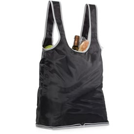 Tempo Collapsible Shopper Tote Bag for Marketing