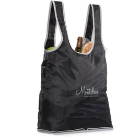 Tempo Collapsible Shopper Tote Bag