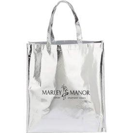Teramo Metallic Tote Bag