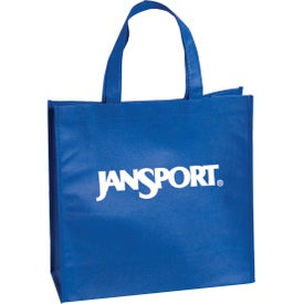Textured Non Woven Tote Bag (Screen Print)