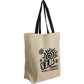 The Brunch Tote Cotton Grocery Bag
