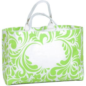 The Veranda City Tote with Your Logo