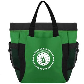 Company The Deluxe Eco Backpack Tote Bag