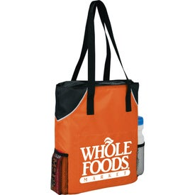 Monogrammed The Finish Line Sport Tote