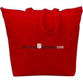 The Flamenco Tote Bag for Marketing