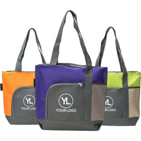 Go Getter Two-Tone Tote Bag