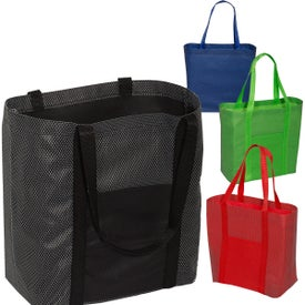 The Go-Go Shopper Tote Bag