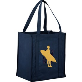 The Little Juno Grocery Tote for Advertising
