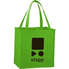 The Little Juno Grocery Tote Imprinted with Your Logo