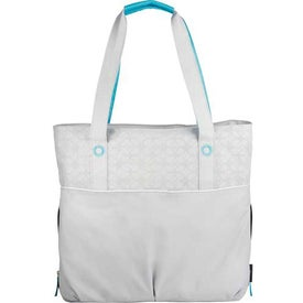 Monogrammed The Mia Sport Tablet Tote