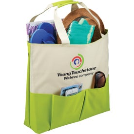 The Parker Utility Tote Bag with Your Logo