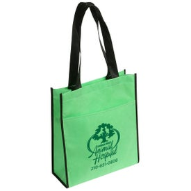 The Peak Tote Bag with Pocket for Your Organization
