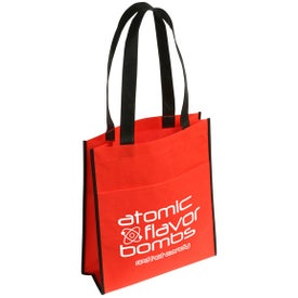 The Peak Tote Bag with Pocket for Customization