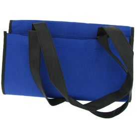 The Peak Tote Bag with Pocket for Your Church