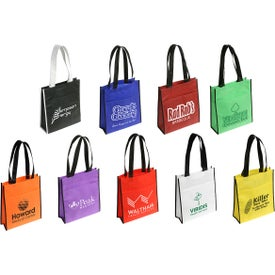 Advertising The Peak Tote Bag with Pocket