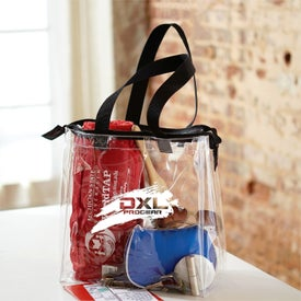 The Pro Stadium Tote Bag with Zipper