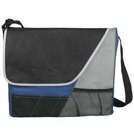 Printed The Rhythm Messenger Bag