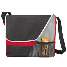 Branded The Rhythm Messenger Bag