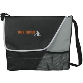 The Rhythm Messenger Bag for Marketing