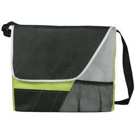 Advertising The Rhythm Messenger Bag