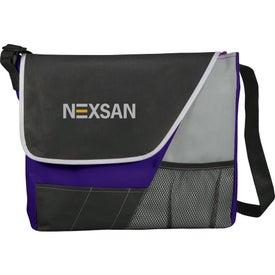 Customized The Rhythm Messenger Bag