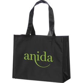 Imprinted Rumba Laminated Tote