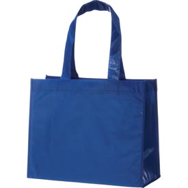 Rumba Laminated Tote for Advertising