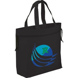 Custom The Shell Cinch Tote Bag