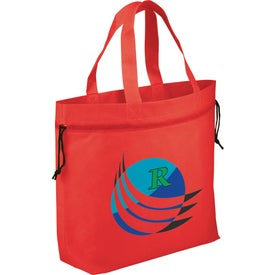 Custom The Shell Cinch Tote Bag